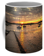 Fresh Water Sunset Coffee Mug