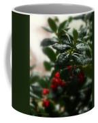 Fresh Winter Rain Two Coffee Mug