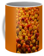 Fresh Yellow Cherries Coffee Mug