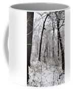 Freshly Fallen Snow Coffee Mug