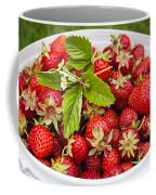 Freshly Picked Strawberries Coffee Mug