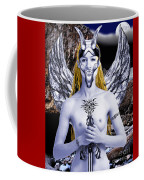 Freya Viking Warrior Coffee Mug