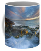 Freycinet Cloud Explosion Coffee Mug by Mike  Dawson