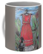 Frida Homage II Coffee Mug