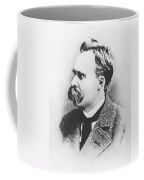 Friedrich Wilhelm Nietzsche In 1883 Coffee Mug