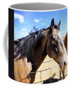 Working Horse Coffee Mug
