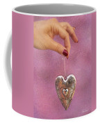 Friends Are Close At Heart Coffee Mug