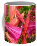 Friends In The Garden Coffee Mug