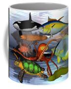 Friends Of The Sea Coffee Mug
