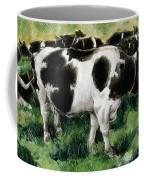 Friesian Cows Coffee Mug