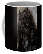 Friesian Power Coffee Mug