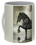 Friesian Surf  Coffee Mug