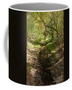 Frijole Creek Bandelier National Monument Coffee Mug