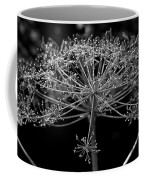 Frills In Black And White Coffee Mug