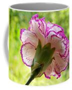 Frilly Carnation Coffee Mug