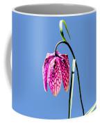 Fritillaria Meleagris - Leif Sohlman Coffee Mug