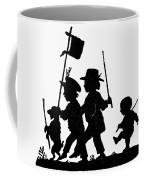 Fr�lich Playing Children Coffee Mug