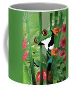 Frog 02 Coffee Mug