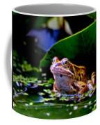 Frog 2 Coffee Mug