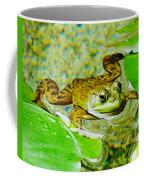 Frog  Abby Aldrich Rockefeller Garden Coffee Mug