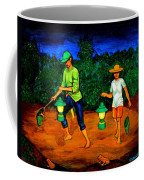 Frog Hunters Coffee Mug