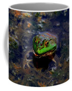 Froggy Smile Coffee Mug