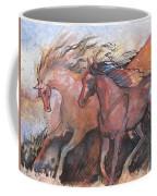 Frolicking Coffee Mug
