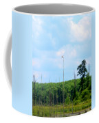 From A Dragonfly's Point Of View Coffee Mug