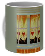 From French Riviera Window With Love Coffee Mug