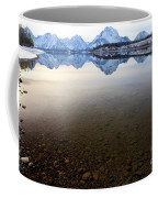 From Pebbles To Mountains Coffee Mug