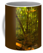 From River Rocks To Forest Reflections Coffee Mug