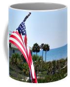 From Sea To Shining Sea Coffee Mug