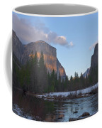 From Valley View At Sunset Coffee Mug
