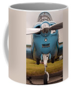 Front Of An Airplane Propeller Coffee Mug