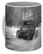 Front Of Old Timer Coffee Mug