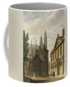 Front Of Trinity Hall, Cambridge Coffee Mug