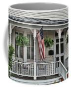 Front Porch Flag Coffee Mug