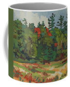 Front Porch View Coffee Mug