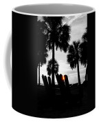 Front Row For Sunset Coffee Mug