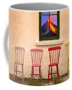 Front Row Seats At The Apocalypse Coffee Mug