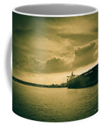 Frontier Ambition Ship Coffee Mug