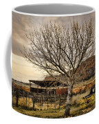 Frontier Coffee Mug by Heather Applegate