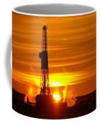 Frontier Nineteen Xto Energy Culbertson Montana Coffee Mug