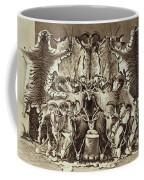 Frontispiece Of Large Game Shooting Coffee Mug
