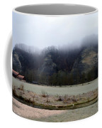 Frost And Fog Coffee Mug