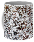 Frost Flakes On Ice - 03 Coffee Mug