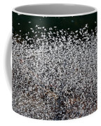 Frost Flakes On Ice - 12 Coffee Mug