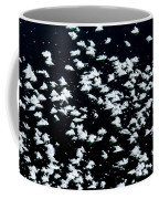 Frost Flakes On Ice - 23 Coffee Mug