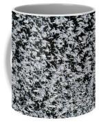 Frost Flakes On Ice - 24 Coffee Mug