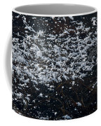 Frost Flakes On Ice - 33 Coffee Mug